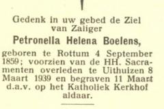 Boelens Petronella Helena