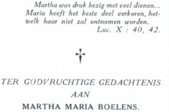 Boelens Martha Maria
