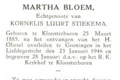 Bloem Martha
