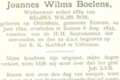 Boelens Johannes Wilms