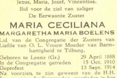 Boelens Maria Ceciliana Margaretha