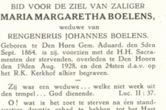 Boelens Maria Margaretha