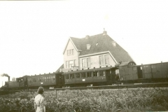 J.J. Willingestraat - tram 1935-