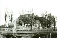Mensingeweersterweg - brug 1920