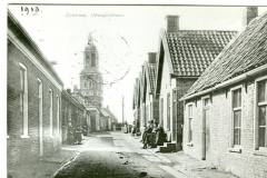 Oranjestraat - 1913
