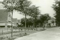 Plantsoenstraat-Burg Wiersumstraat - 1960