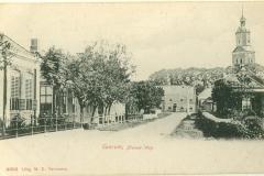 Raadhuisstraat - 1900