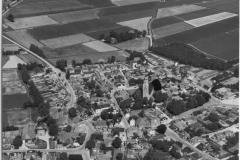 luchtfoto eenrum 1955