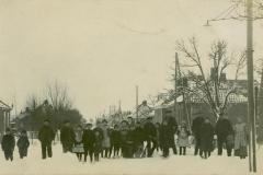 Leensterweg - 1918