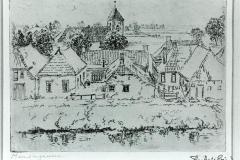 Mensingeweer tekening 1800