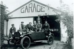 Zoutkamperweg 1 fam. Hes 1930