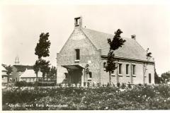 Asingastraat Geref. kerk vrijgemaakt 1955