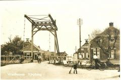 Baron van Asbeckweg brug - 1950