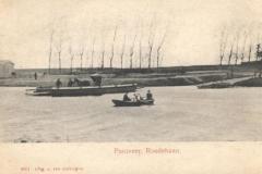 Roodehaan pontveer 1900