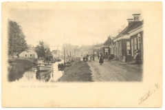 Vaart Westzijde 1910