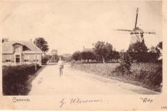 Mernaweg  Oosteinde